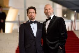 photo 93/99 - Robert Downey Jr., Jeff Bridges - Iron Man - © SND