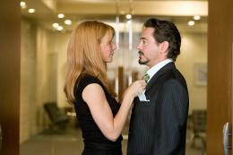 photo 26/99 - Gwyneth Paltrow, Robert Downey Jr. - Iron Man - © SND