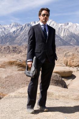 photo 17/99 - Robert Downey Jr. - Iron Man - © SND