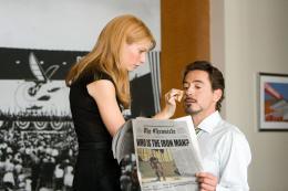 photo 27/99 - Gwyneth Paltrow, Robert Downey Jr. - Iron Man - © SND