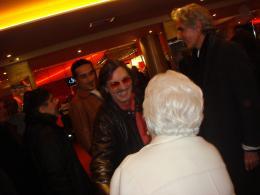 Line Renaud Avant première de Bienvenue chez les Ch?tis à Lille (18 février 2008) photo 8 sur 20