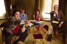 Frost/Nixon, l'heure de vérité Oliver Platt, Sam Rockwell, Rebecca Hall, Matthew MacFayden photo 5 sur 35