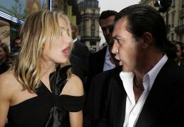 photo 99/112 - Cameron Diaz et Antonio Banderas - Avant-Première à Paris, le 7 juin 2007 - Shrek Le troisième - © Paramount