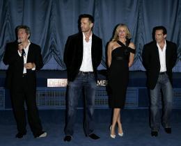photo 63/112 - Alain Chabat, Rupert Everett, Cameron Diaz et Antonio Banderas - Avant-Première à Paris, le 7 juin 2007 - Shrek Le troisième - © Paramount