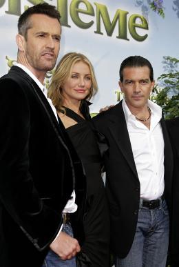 photo 56/112 - Rupert Everett, Cameron Diaz, Antonio Banderas - Avant-Première à Paris, le 7 juin 2007 - Shrek Le troisième - © Paramount