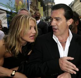 photo 100/112 - Cameron Diaz et Antonio Banderas - Avant-Première à Paris, le 7 juin 2007 - Shrek Le troisième - © Paramount