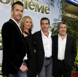photo 55/112 - Rupert Everett, Cameron Diaz, Antonio Banderas et Alain Chabat - Avant-Première à Paris, le 7 juin 2007 - Shrek Le troisième - © Paramount