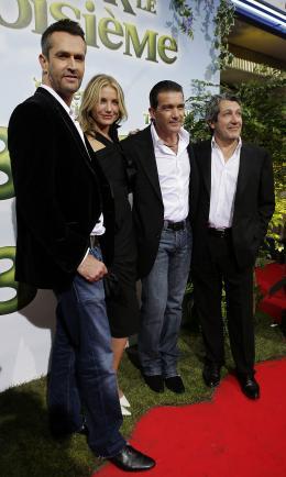 photo 38/112 - Rupert Everett, Cameron Diaz, Antonio Banderas et Alain Chabat - Avant-Première à Paris, le 7 juin 2007 - Shrek Le troisième - © Paramount