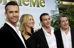 photo 40/112 - Rupert Everett, Cameron Diaz, Antonio Banderas et Alain Chabat - Avant-Première à Paris, le 7 juin 2007 - Shrek Le troisième - © Paramount