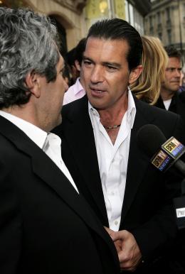 photo 45/112 - Alain Chabat et Antonio Banderas - Avant-Première à Paris, le 7 juin 2007 - Shrek Le troisième - © Paramount