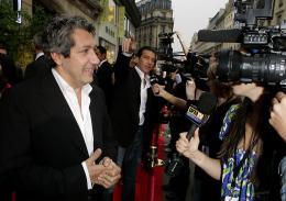 photo 47/112 - Alain Chabat et Antonio Banderas - Avant-Première à Paris, le 7 juin 2007 - Shrek Le troisième - © Paramount