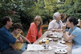 L'Heure d'été Charles Berling, Juliette Binoche photo 1 sur 16