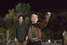 Le Dragon des mers Ben Chaplin et Alex Etel photo 8 sur 43