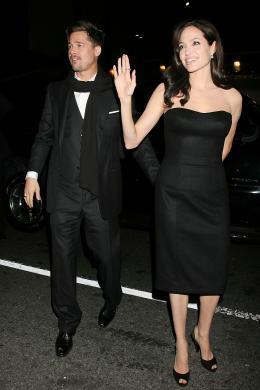 photo 75/92 - Brad Pitt, Angelina Jolie, Avant-première à New York (Octobre 2008) - L'échange - © Universal