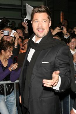 photo 86/92 - Brad Pitt, Avant-premi�re � New York (Octobre 2008) - L'�change - © Universal