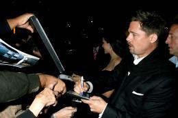 photo 89/92 - Brad Pitt, Avant-premi�re � New York (Octobre 2008) - L'�change - © Universal