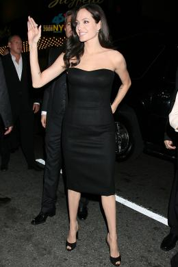 photo 83/92 - Angelina Jolie, Avant-premi�re � New York (Octobre 2008) - L'�change - © Universal