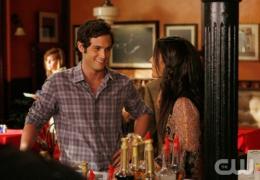 photo 137/329 - Penn Badgley et Jessica Szohr - Saison 3 - Gossip Girl - © CW