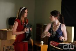 photo 129/329 - Leighton Meester et Michelle Trachtenberg - Saison 3 - Gossip Girl - © CW
