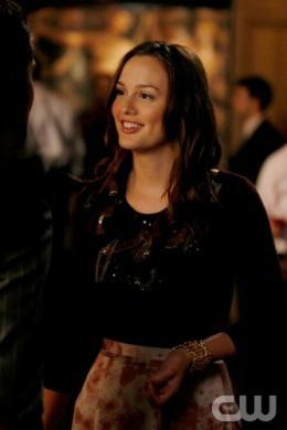 photo 138/329 - Leighton Meester - Saison 3 - Gossip Girl - © CW