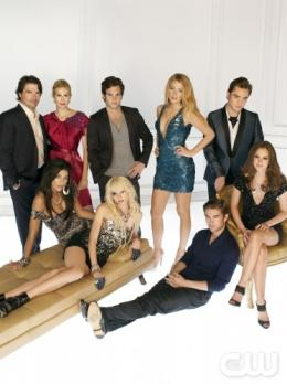 photo 140/329 - Promo Saison 3 - Gossip Girl - © CW