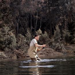 photo 3/4 - Rock Hudson - Le sport favori de l'homme - © Swashbuckler Films