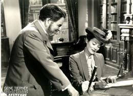 photo 7/12 - Gene Tierney et Rex Harrison - L'Aventure de Mme Muir - © Swashbuckler Films