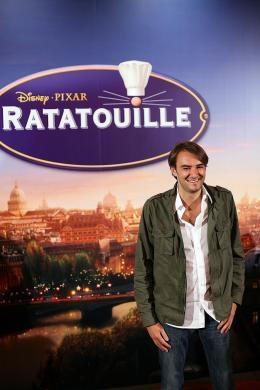 photo 78/122 - Cyril Lignac - Avant-première à Paris - 30 juin 2007 - Ratatouille - © BVI