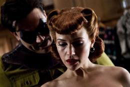 photo 12/160 - Carla Gugino, Jeffrey Dean Morgan - Watchmen - Les Gardiens - © Paramount