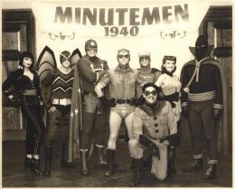 photo 15/160 - Watchmen - Les Gardiens - © Paramount