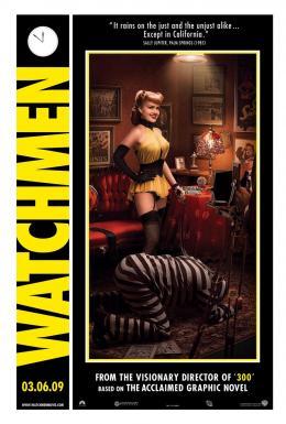 photo 77/160 - Watchmen - Les Gardiens - © Paramount