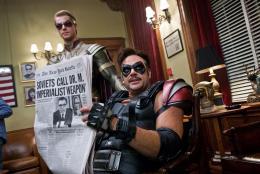 photo 61/160 - Matthew Goode, Jeffrey Dean Morgan - Watchmen - Les Gardiens - © Paramount