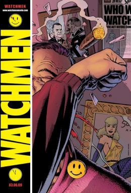 photo 83/160 - Affiche VO - Watchmen - Les Gardiens - © Paramount