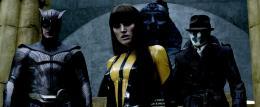 photo 25/160 - Malin Akerman, Jackie Earle Haley, Patrick Wilson - Watchmen - Les Gardiens - © Paramount