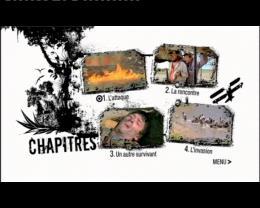 photo 2/3 - Menu Dvd - La Guerre de Murphy - © GCTHV