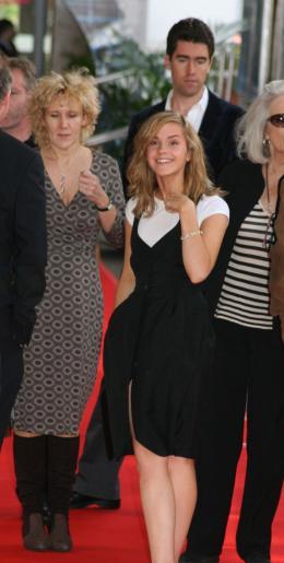 photo 106/127 - Emma Watson - Harry Potter et l'ordre du Phénix - © Isabelle Vautier - Pour Commeaucinema.com 2007