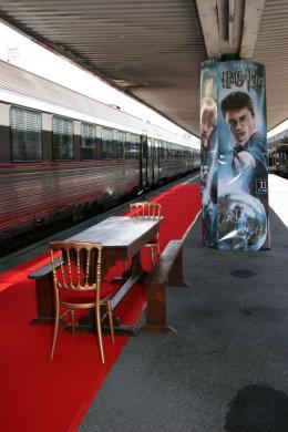 photo 119/127 - Avant-première d'Harry Potter à Paris - Le 4 juillet 2007 - Harry Potter et l'ordre du Phénix - © Isabelle Vautier - Pour Commeaucinema.com 2007