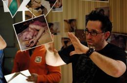 photo 17/17 - Darren Lynn Bousman - Saw 4 - © Métropolitan Film