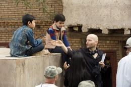 photo 18/39 - Marc Forster, Ahmad Khan Mahmidzada, Zekeria Ebrahimi - Les Cerfs-Volants de Kaboul - © Paramount