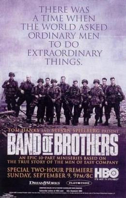 photo 3/3 - Band of Brothers - Fr�res d'armes, l'int�grale - © Warner Home Vid�o