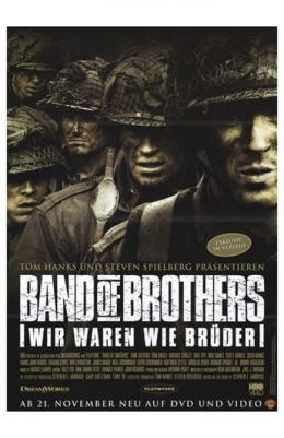photo 2/3 - Band of Brothers - Fr�res d'armes, l'int�grale - © Warner Home Vid�o