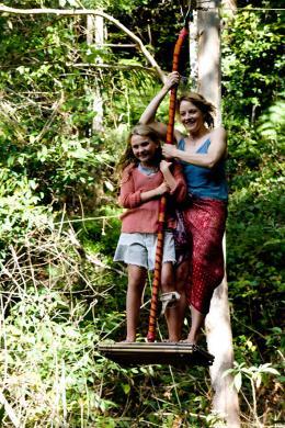 L'île de Nim Abigail breslin, Jodie Foster photo 1 sur 32