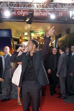 photo 50/65 - Will Smith - Avant-Premi�re le 16 juin 2008 � l'Olympia (Paris) - Hancock - © Sony Pictures