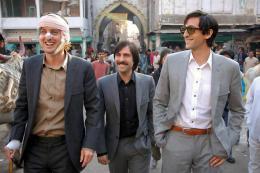 photo 5/50 - Owen Wilson, Jason Schwartzman, Adrien Brody - A Bord du Darjeeling Limited