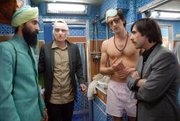 photo 7/50 - Adrien Brody, Jason Schwartzman, Owen Wilson - A Bord du Darjeeling Limited