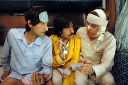 photo 2/50 - Adrien Brody, Jason Schwartzman, Owen Wilson - A Bord du Darjeeling Limited