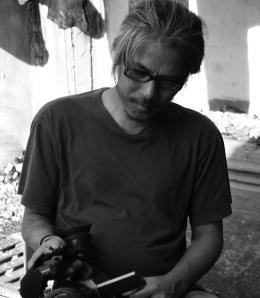 Lav Diaz Sur le tournage de Melancholia photo 2 sur 2