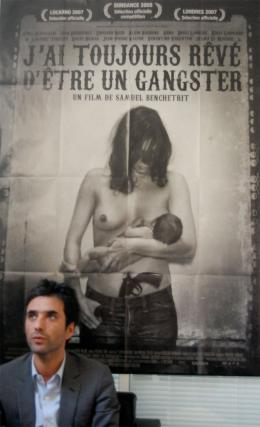 photo 19/19 - Samuel Benchetrit - J�ai toujours r�v� d'�tre un gangster - © Fran�ois Grivelet - Commeaucinema.Com 2008