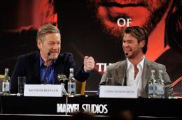 photo 41/59 - Kenneth Branagh, Chris Hemsworth - Thor - © Paramount