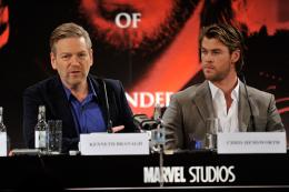 photo 43/59 - Kenneth Branagh, Chris Hemsworth - Thor - © Paramount